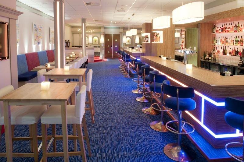 Holiday Inn Leiden Hotel Salon/Lobi