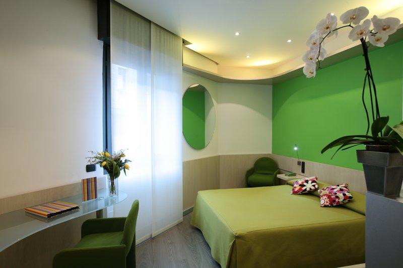 Hotel Mediolanum Zimmeransicht
