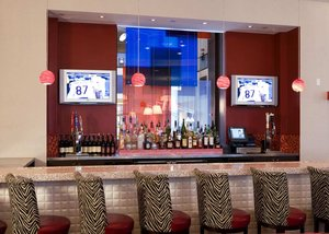 Bar - Hilton Hotel Meadowlands East Rutherford