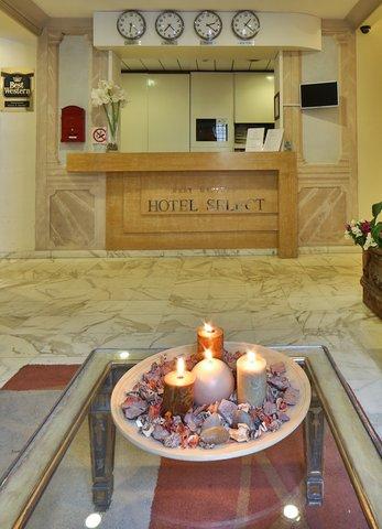BEST WESTERN Hotel Select - Lobby