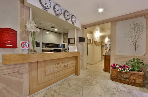 BEST WESTERN Hotel Select - Reception