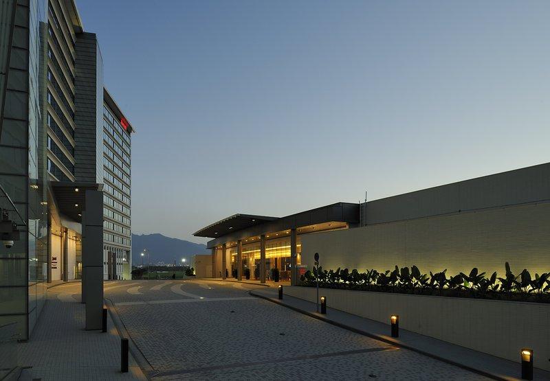 Hong Kong SkyCity Marriott Hotel Tagungsraum