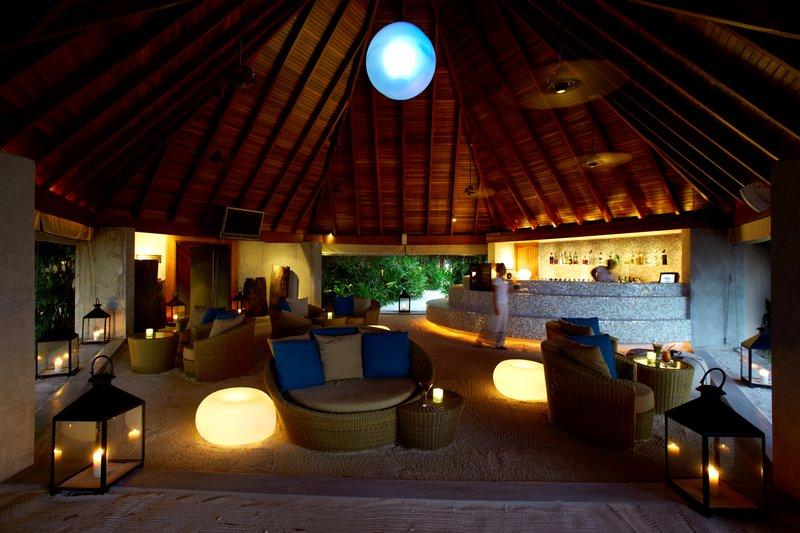 Huvafen Fushi Resort & Spa Sala klubowa