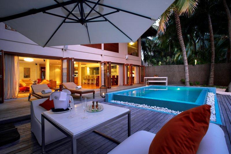 Huvafen Fushi Resort & Spa Widok z zewnątrz