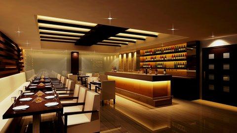 Golden Tulip BDI Club and Suites Bhiwadi - GTBhiwadi Bar