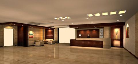 Golden Tulip BDI Club and Suites Bhiwadi - GTBhiwadi Reception