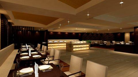 Golden Tulip BDI Club and Suites Bhiwadi - GTBhiwadi Restaurant