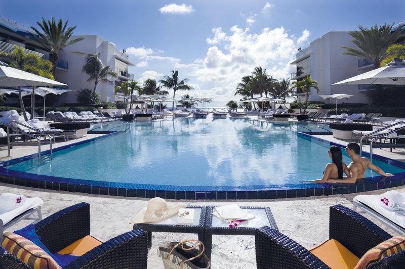 The Ritz-Carlton South Beach プール