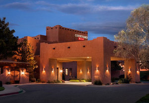 Exterior view - Courtyard by Marriott Hotel North Albuquerque