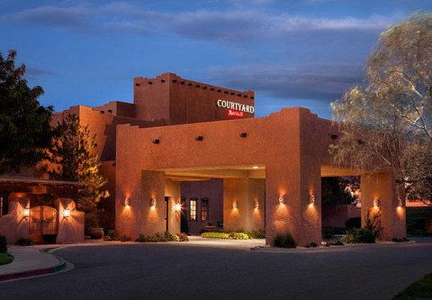 Courtyard Albuquerque - Entrance