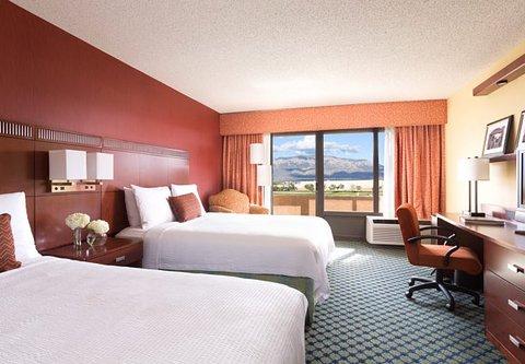 Courtyard Albuquerque - Queen Queen Guest Room