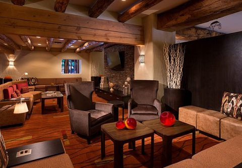 Courtyard Albuquerque - Media Area