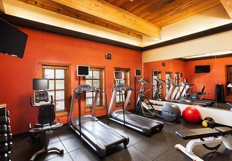 Courtyard Albuquerque - Fitness Center