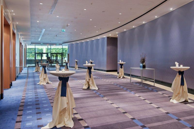 Hilton Vienna 会議室
