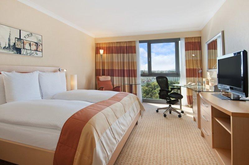 Hilton Vienna 客室