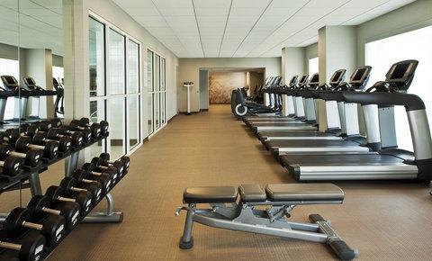 The Westin Buckhead Atlanta - Fitness Center