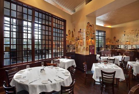 The Westin Buckhead Atlanta - Palm Restaurant