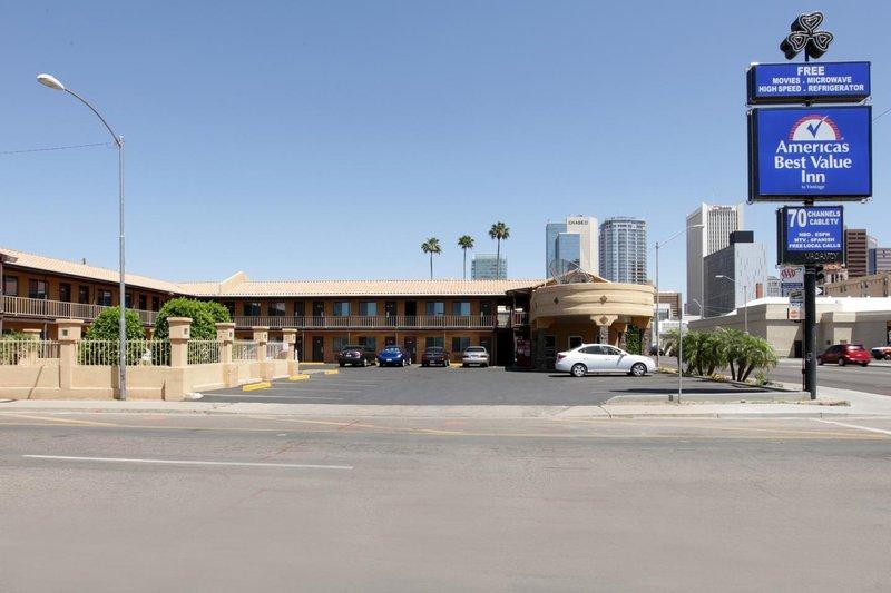 Americas Best Value Inn - Phoenix, AZ