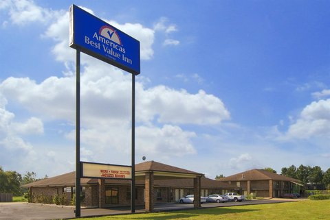 Americas Best Value Inn West Memphis - Exterior with Sign