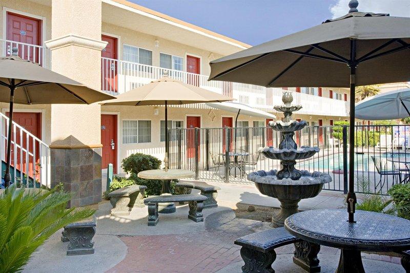 Americas Best Value Inn Fresno Downtown - Fresno, CA