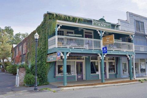 Americas Best Value Inn - Exterior