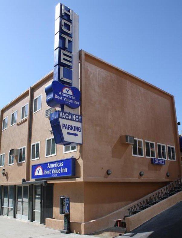 Americas Best Value Inn - Los Angeles, CA
