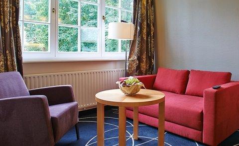 Xenios Apartments - Apartment Living Area