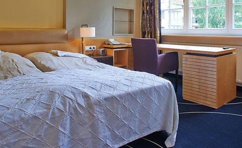 Xenios Apartments - Apartment Sleeping Area