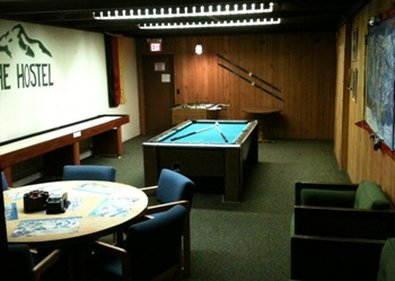 The Hostel - Pool Table