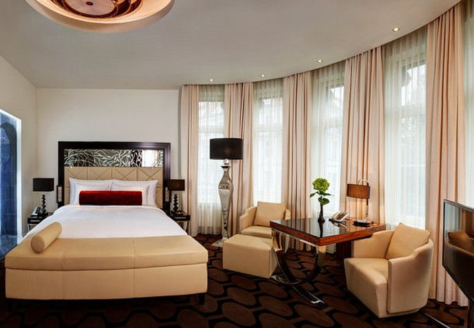 Hotel Am Steinplatz, Autograph Collection® Berlin Grand Superior Guest Room
