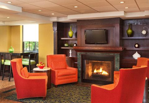 班戈費爾菲爾德酒店 - Lobby
