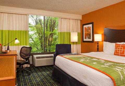 班戈費爾菲爾德酒店 - King Guest Room