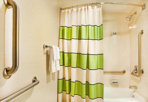 班戈費爾菲爾德酒店 - Accessible Guest Bathroom