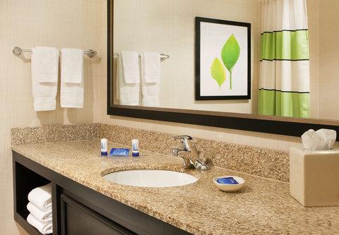班戈費爾菲爾德酒店 - Guest Bathroom