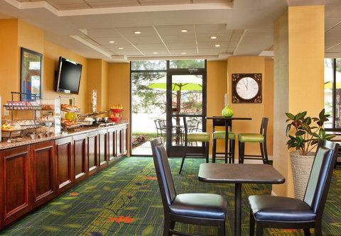 班戈費爾菲爾德酒店 - Breakfast Area