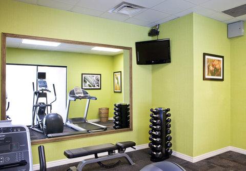 班戈費爾菲爾德酒店 - Fitness Center