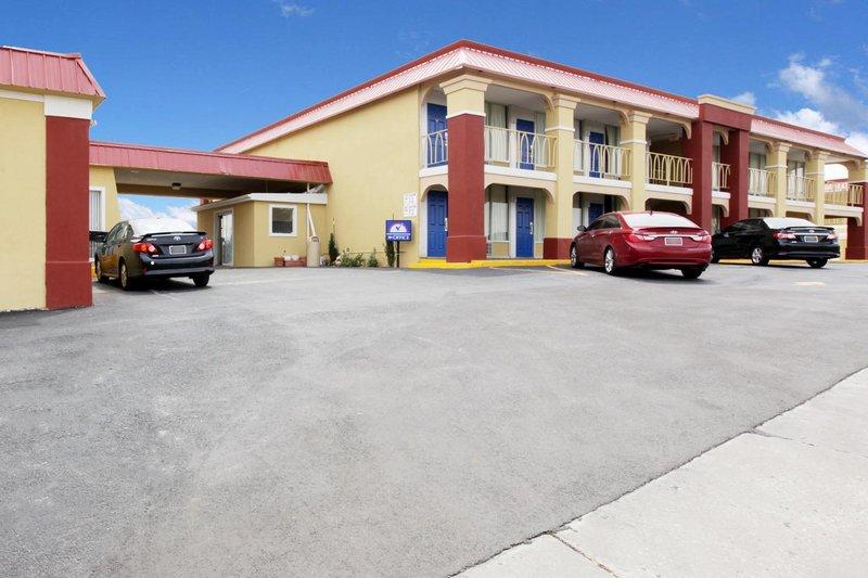 Americas Best Value Inn Weatherford, OK
