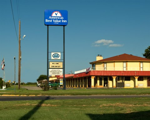 Americas Best Value Inn Abilene - Exterior