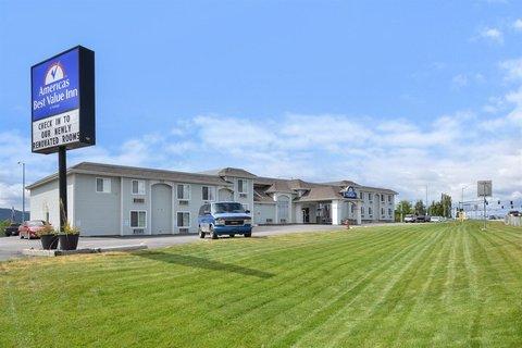 Americas Best Value Inn Kalispell - Exterior