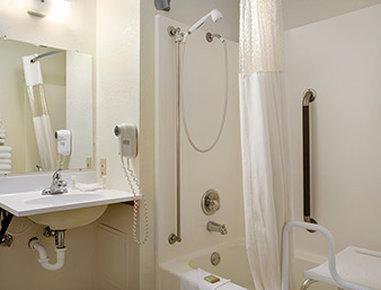 Super 8 Alexandria MN Hotel - ADA Bathroom