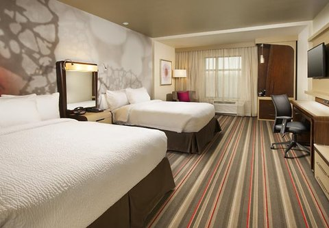 Courtyard by Marriott Dallas DFW Airport North/Grapevine - Queen Queen Guest Room