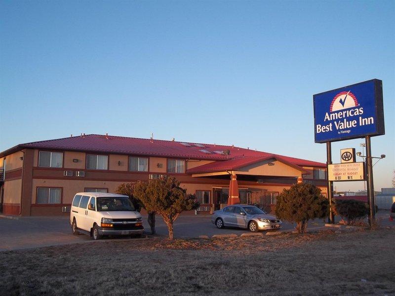 Americas Best Value Inn Moriarty
