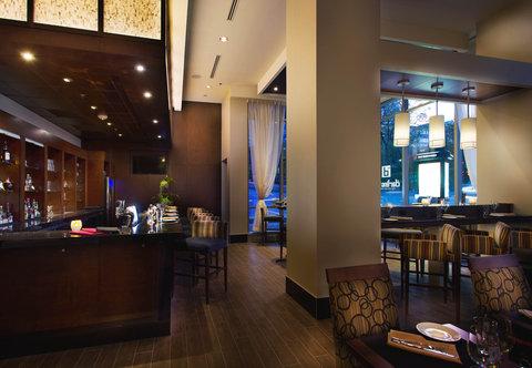 Courtyard Downtown Marriott - Darlington Bar