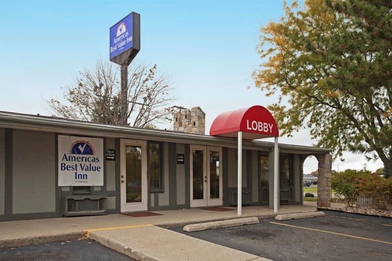 Americas Best Value Inn - Lansing, MI