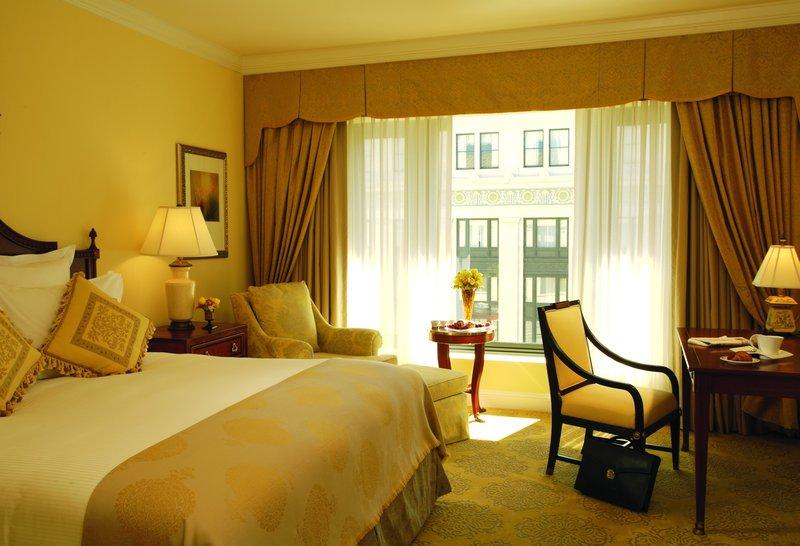 The Ritz-Carlton San Francisco Zimmeransicht