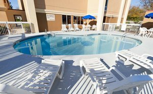 Pool - Hampton Inn Lexington