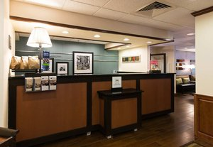 Lobby - Hampton Inn Lexington