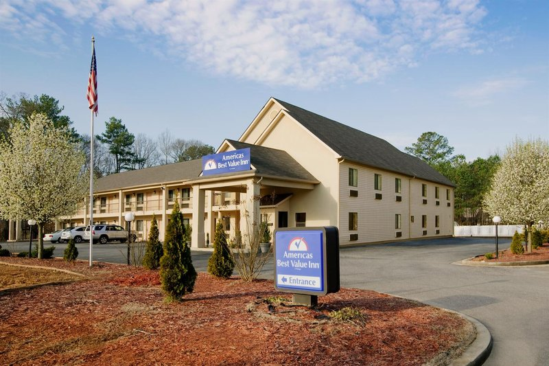 Americas Best Value Inn - Acworth, GA