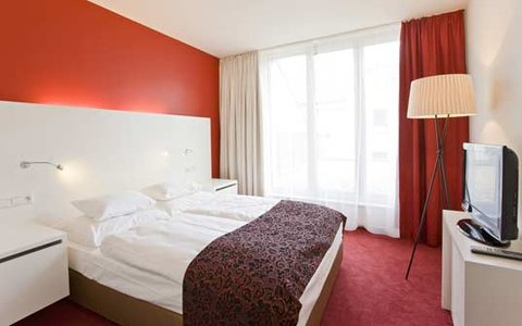 Falkensteiner Bratislava - standard room