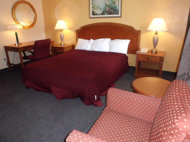 Americas Best Value Inn - Savannah, GA